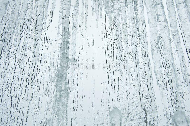 Eisbeschaffenheit lizenzfreie stockfotografie