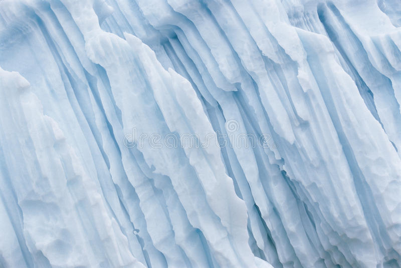 Eisbildung lizenzfreie stockfotos