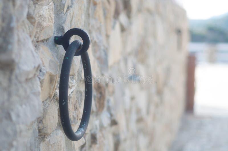 Eisen-Ring stockbilder