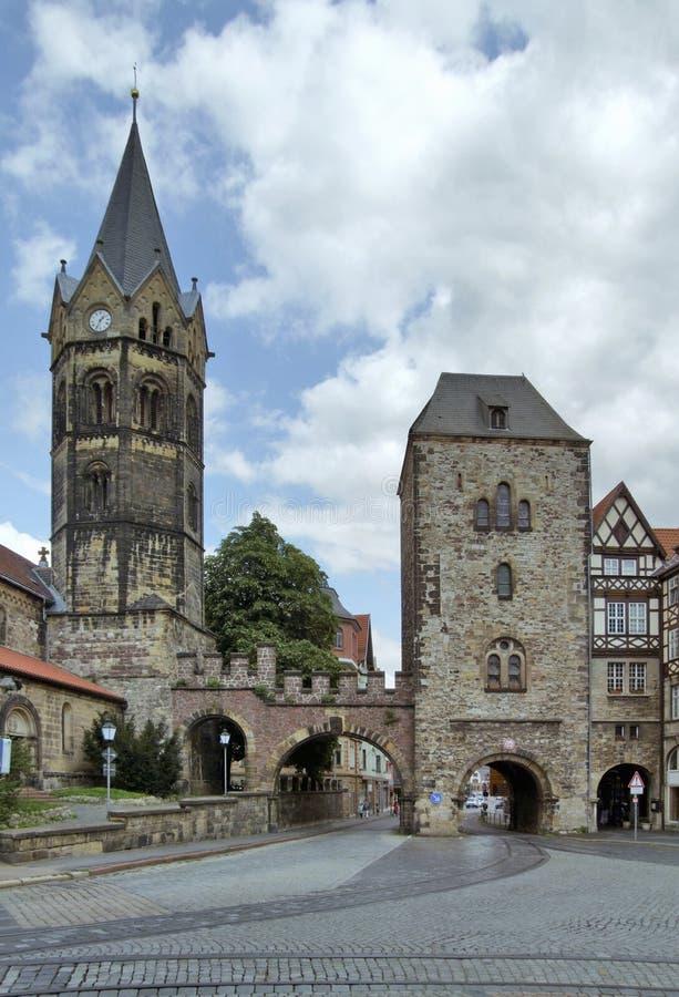 Eisenach fotografia royalty free
