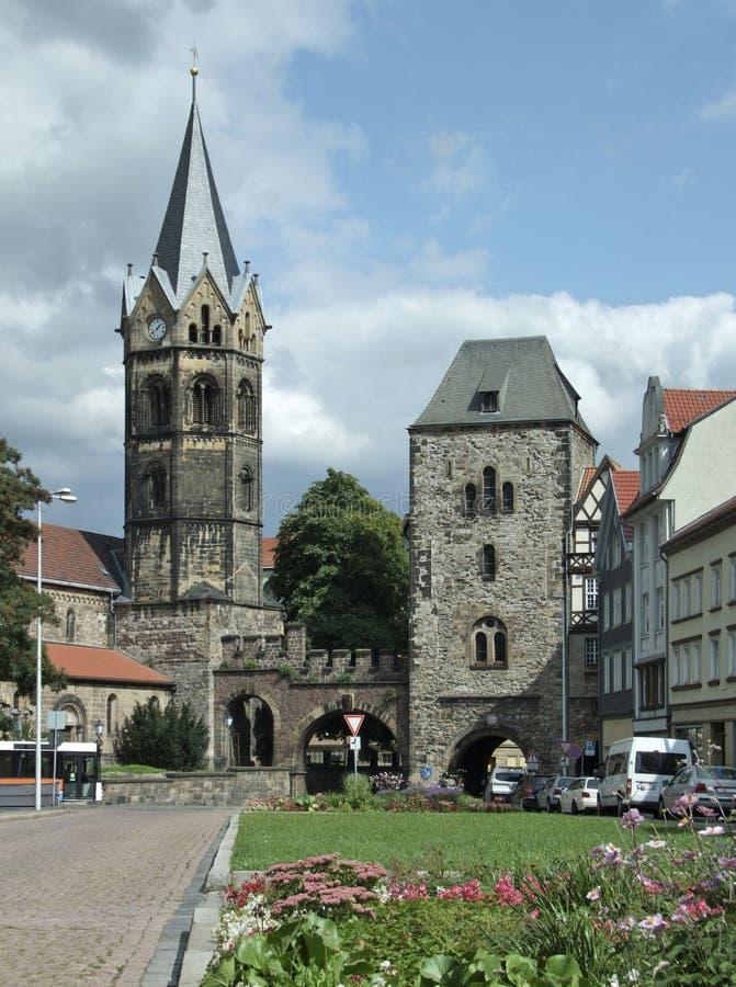 Eisenach fotografía de archivo