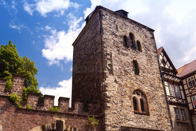 Eisenach royalty-vrije stock fotografie