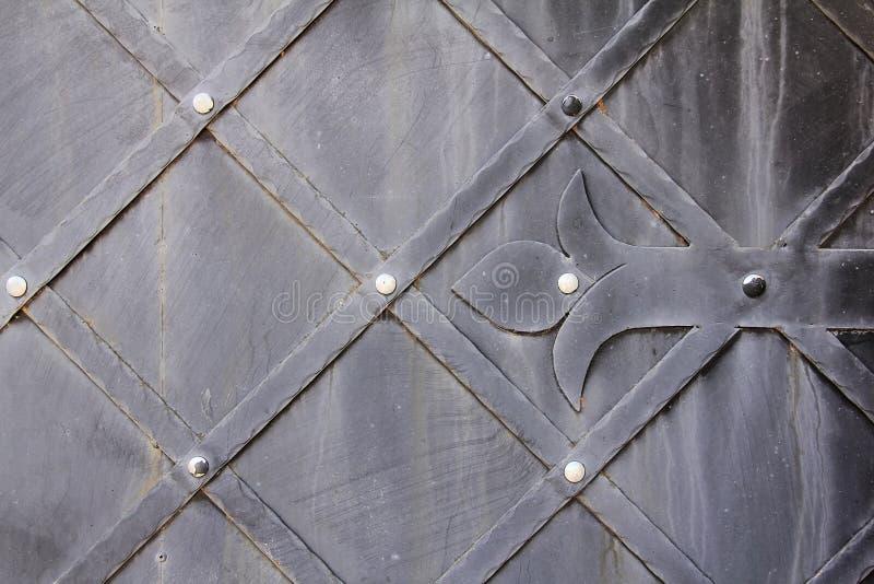 Eisengatter stockbild