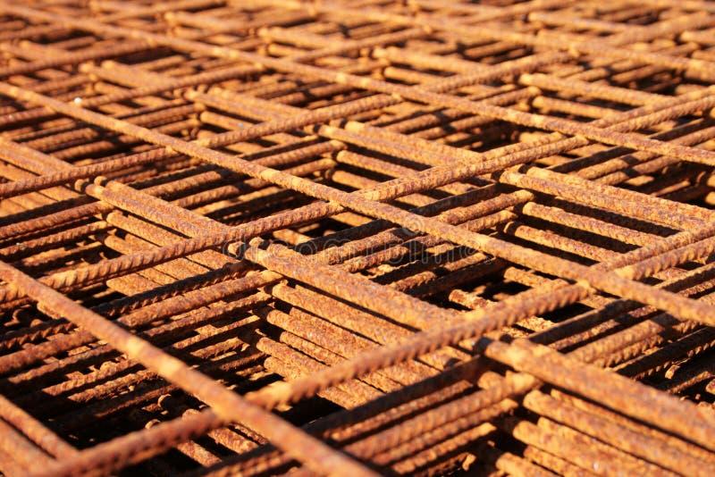 Eisennetz stockfotografie