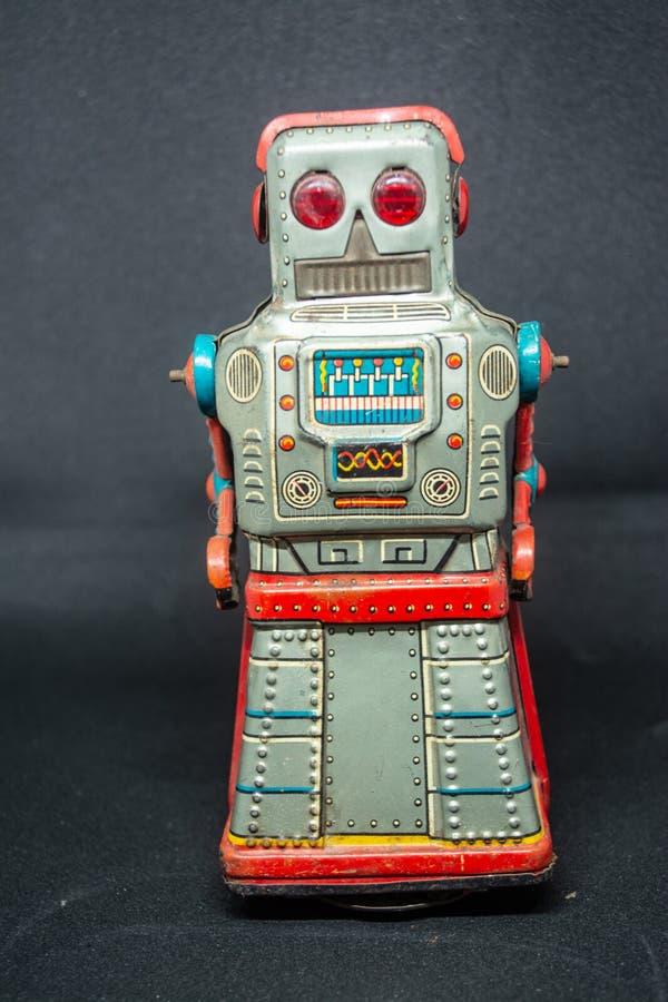 Eisenroboterspielwaren, damit die Kinder Spaß lernen und haben stockbilder