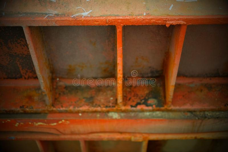 Eisenstück stockfoto