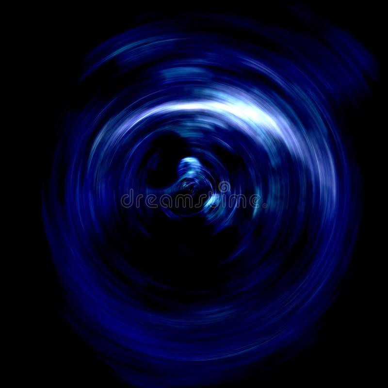Eisiges Muster des abstrakten Spritzens auf Schwarzem lizenzfreies stockfoto