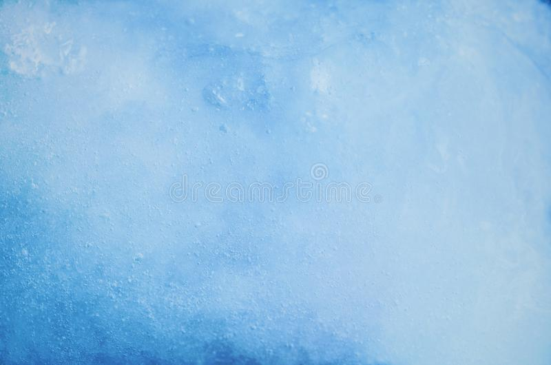 Eismuster und -zeilen lizenzfreie stockbilder