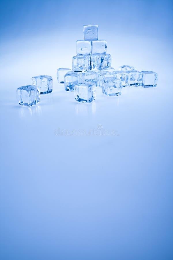 Eiswürfel lizenzfreies stockbild
