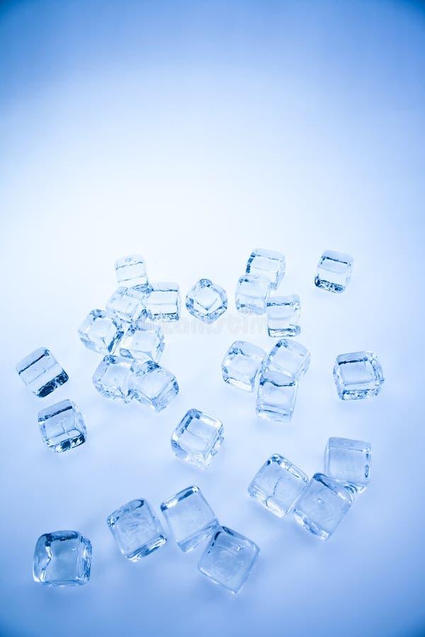Eiswürfel stockfotografie