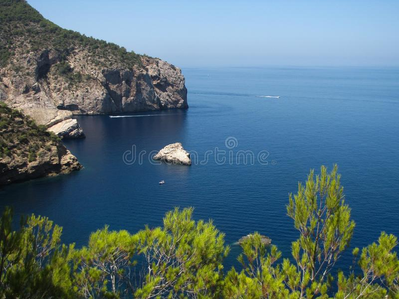 Eivissa - Ibiza - Espanha foto de stock royalty free