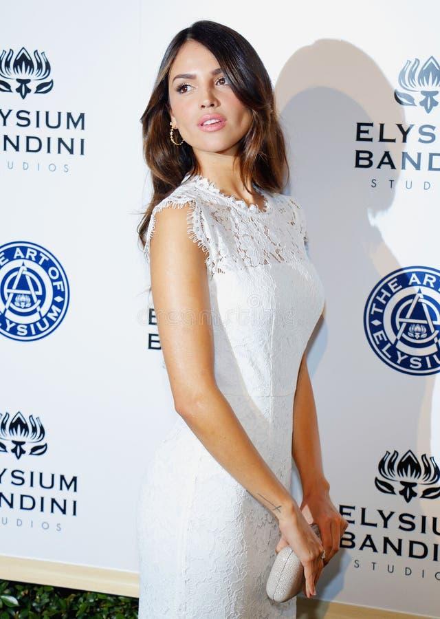 Eiza Gonzalez royaltyfri bild