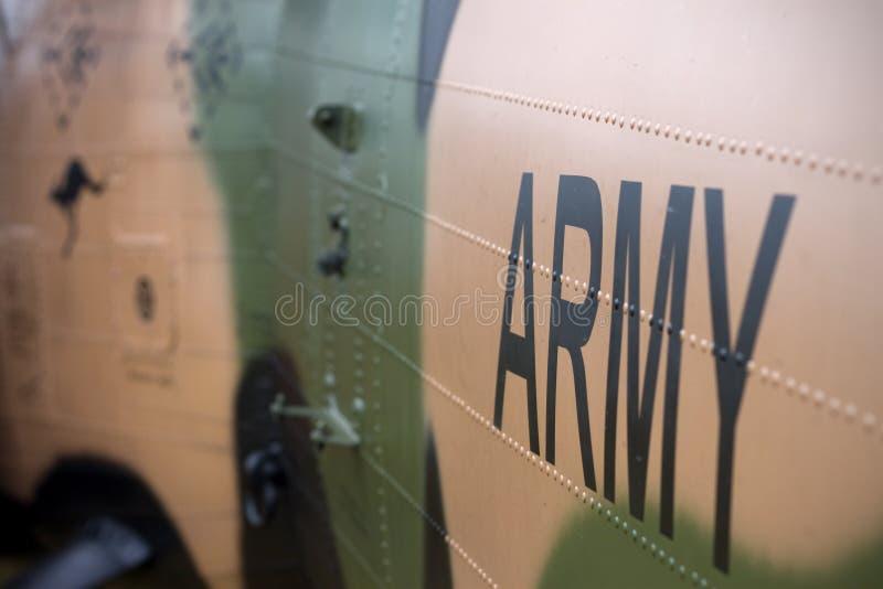 Ejército australiano fotografía de archivo libre de regalías