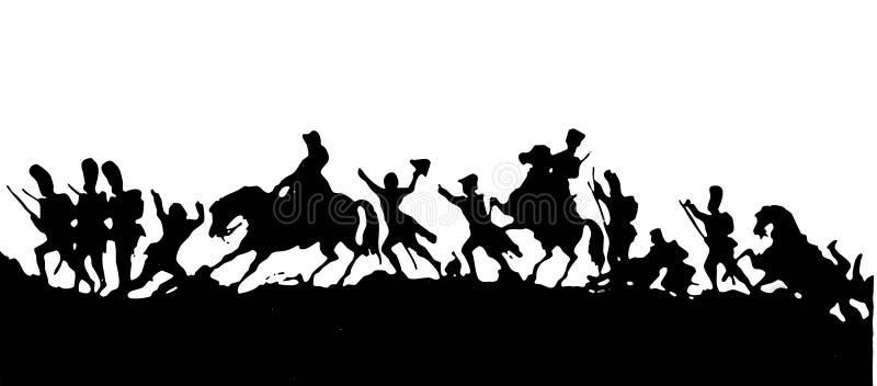 Ejército de antaño libre illustration