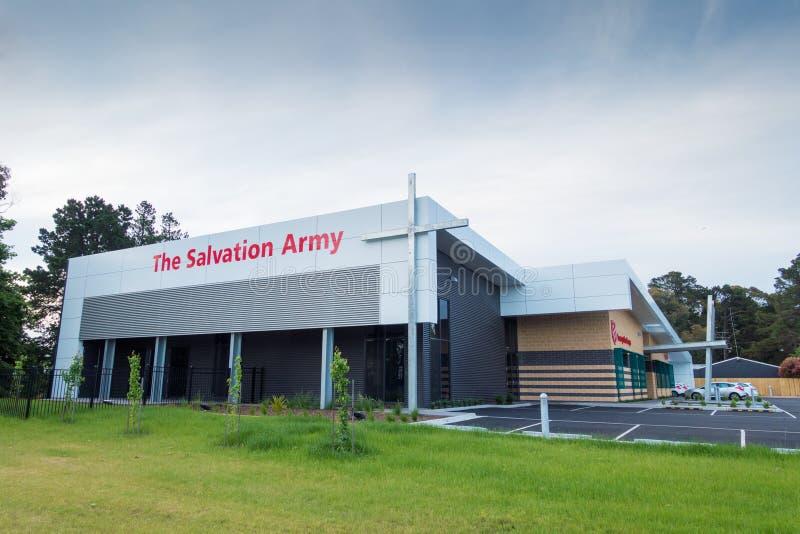Ejército de Salvamento fotografía de archivo