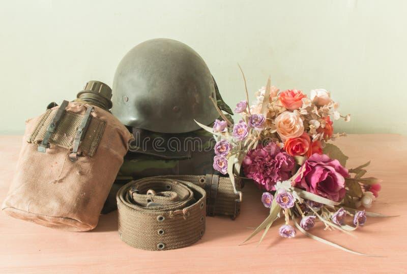 Ejército del vintage imagen de archivo libre de regalías