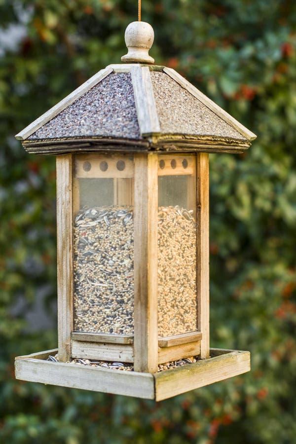 Ejecución de la casa del pájaro foto de archivo libre de regalías
