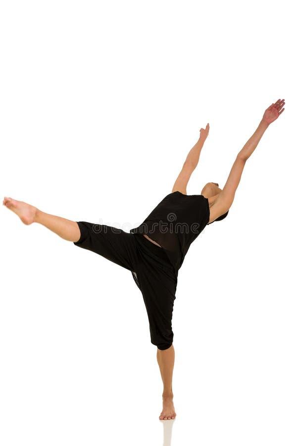 Download Ejecución del bailarín imagen de archivo. Imagen de balance - 42428065