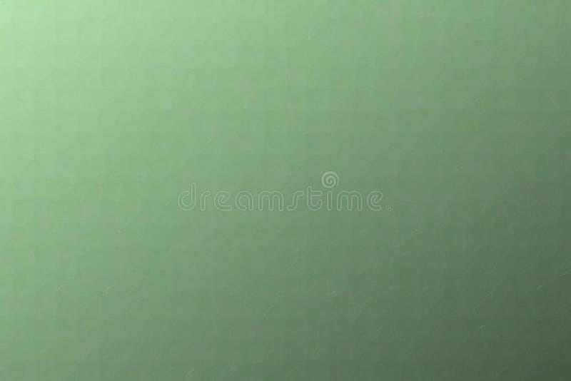 Ejemplo abstracto del mosaico en colores pastel del xanadu a través del fondo de los ladrillos de cristal, digital generado ilustración del vector