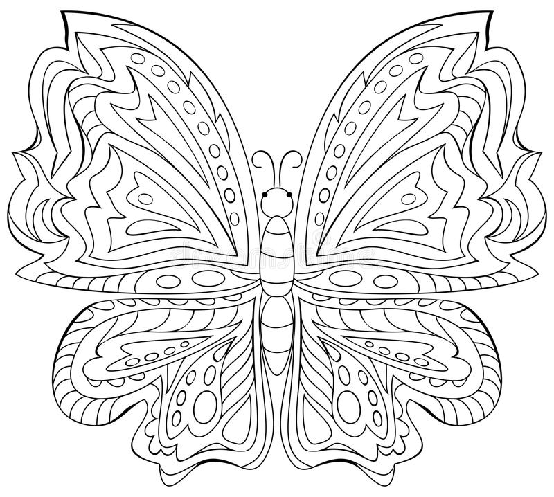 Lujoso Letra B Mariposa Para Colorear Motivo Ideas Para Colorear ...