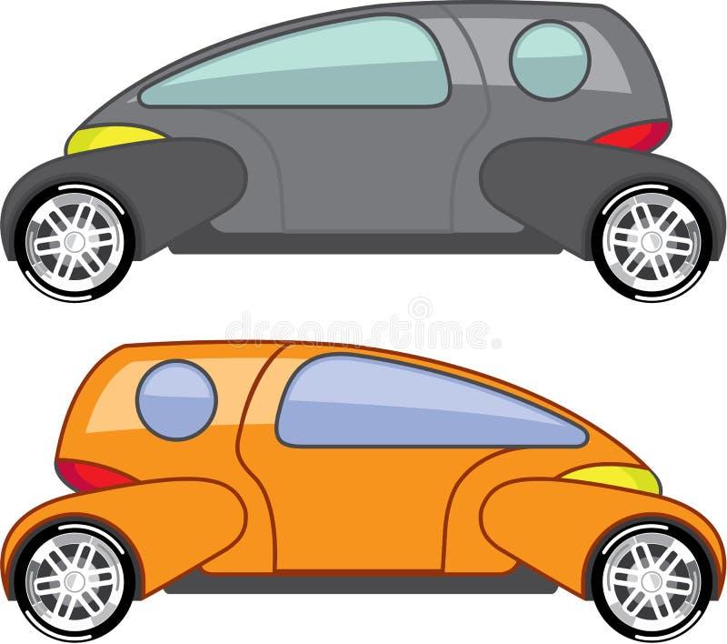 ejemplo Concepto-móvil stock de ilustración