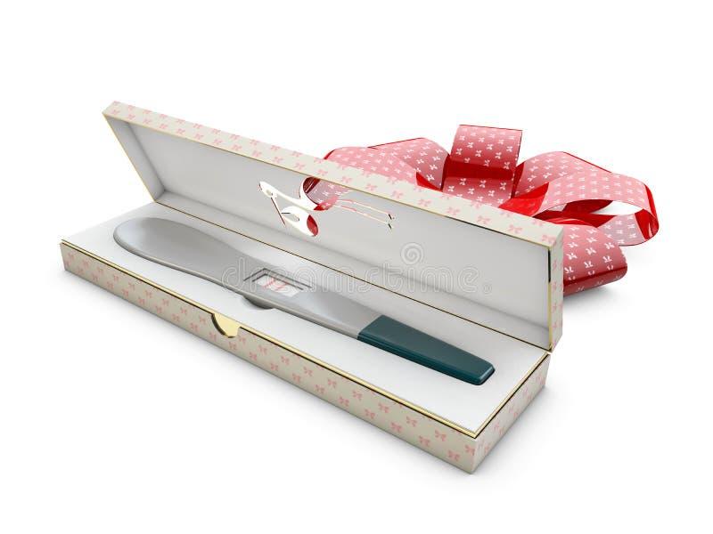 test pack alat pendeteksi tanda kehamilan