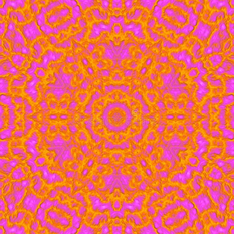 Ejemplo de Digitaces, modelo inconsútil abstracto geométrico con efecto de alivio 3d libre illustration