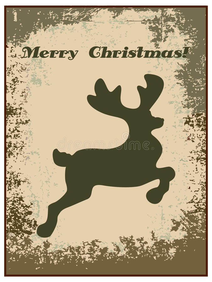 Ejemplo de la Navidad libre illustration