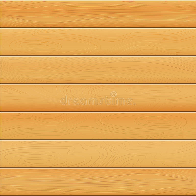 Ejemplo de madera e del vector de la naturaleza realista abstracta del fondo ilustración del vector