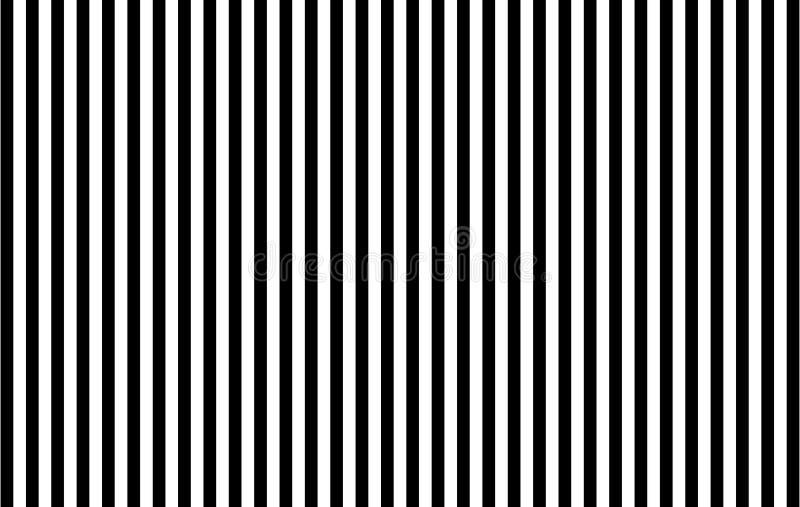 Ejemplo de rayas blancos y negros, usado para los fondos - EPS-10 imagen de archivo