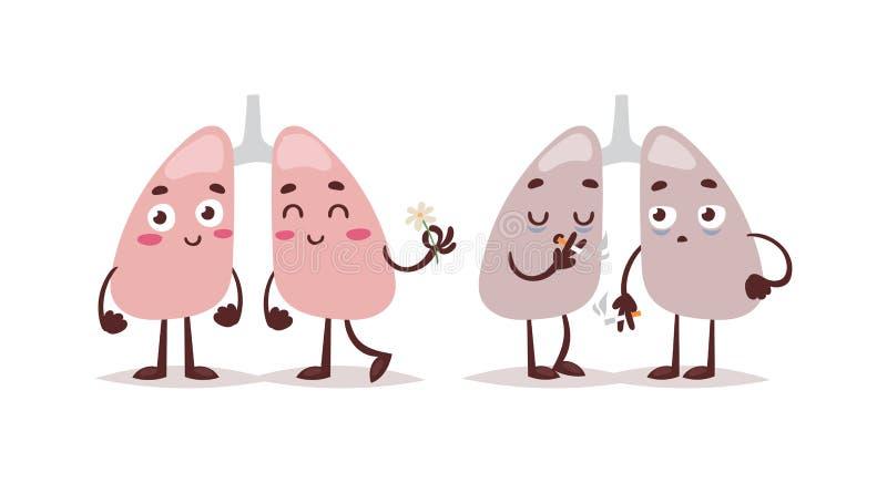 Ejemplo del vector de la matanza del humo libre illustration