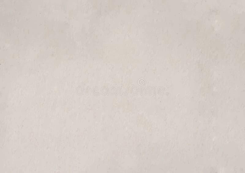 Ejemplo del vector de la textura del papel de Kraft libre illustration