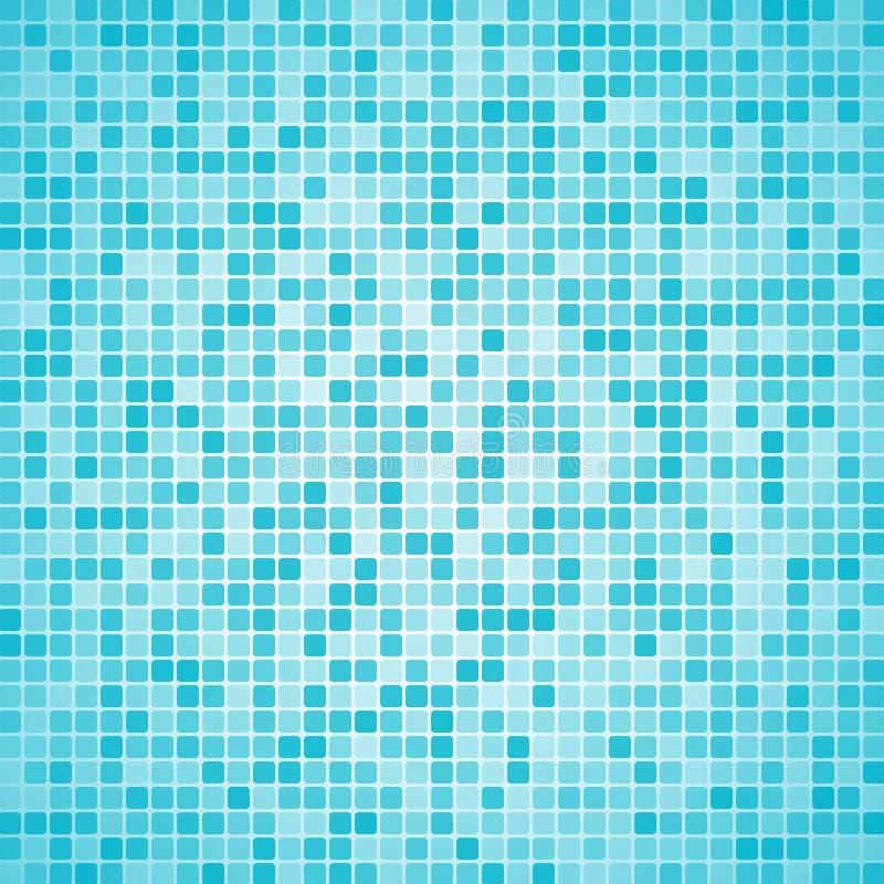 Ejemplo del vector del fondo del cuarto de baño imagenes de archivo