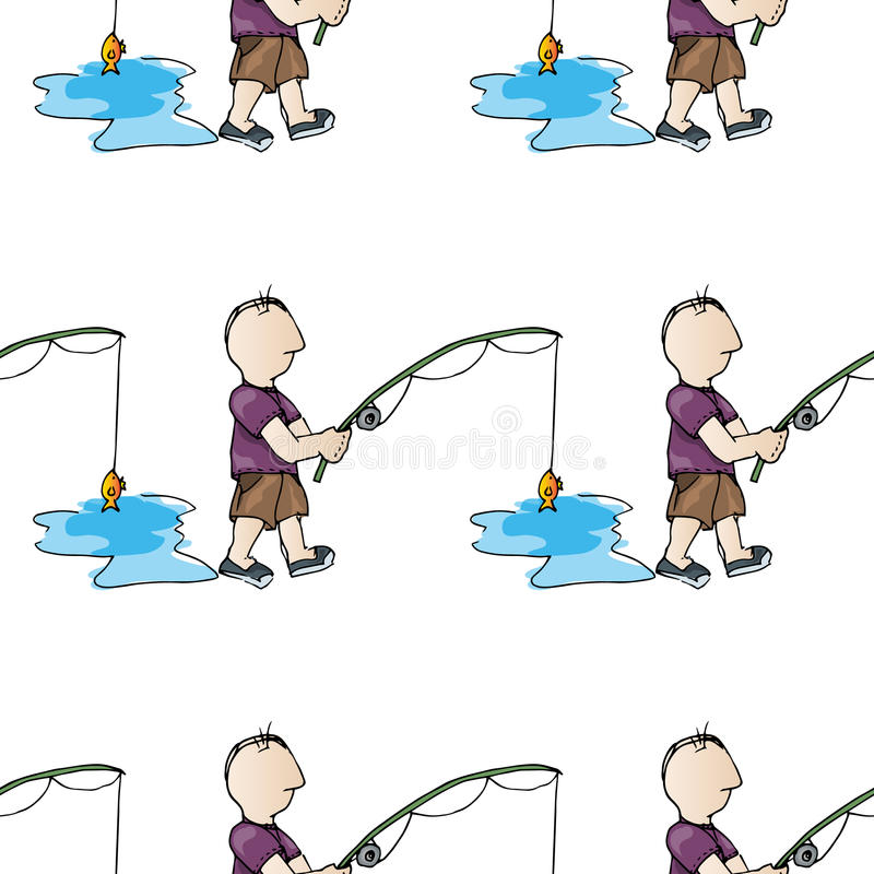 Ejemplo en el tema del ocio Relájese el vacaciones Los estudiantes están el vacaciones Deportes útiles Modelo inconsútil libre illustration