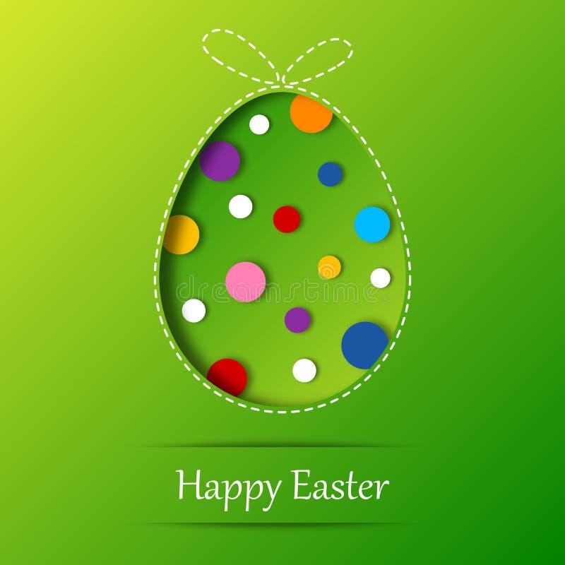 Huevo De Pascua Fotografía de archivo