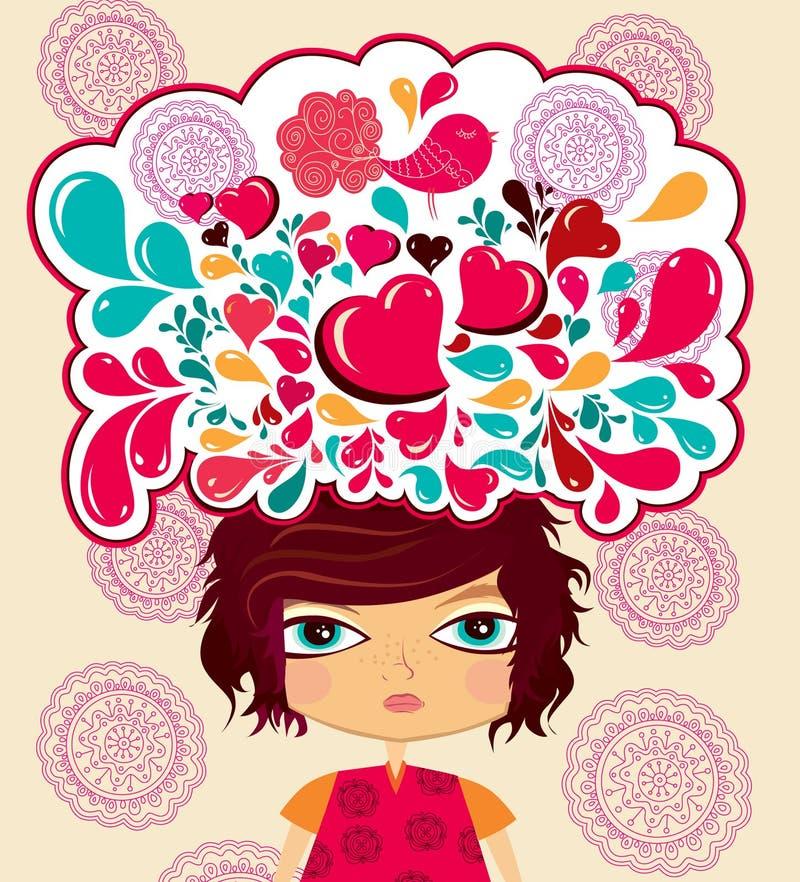 Ejemplo multicolor de Ñartoon libre illustration