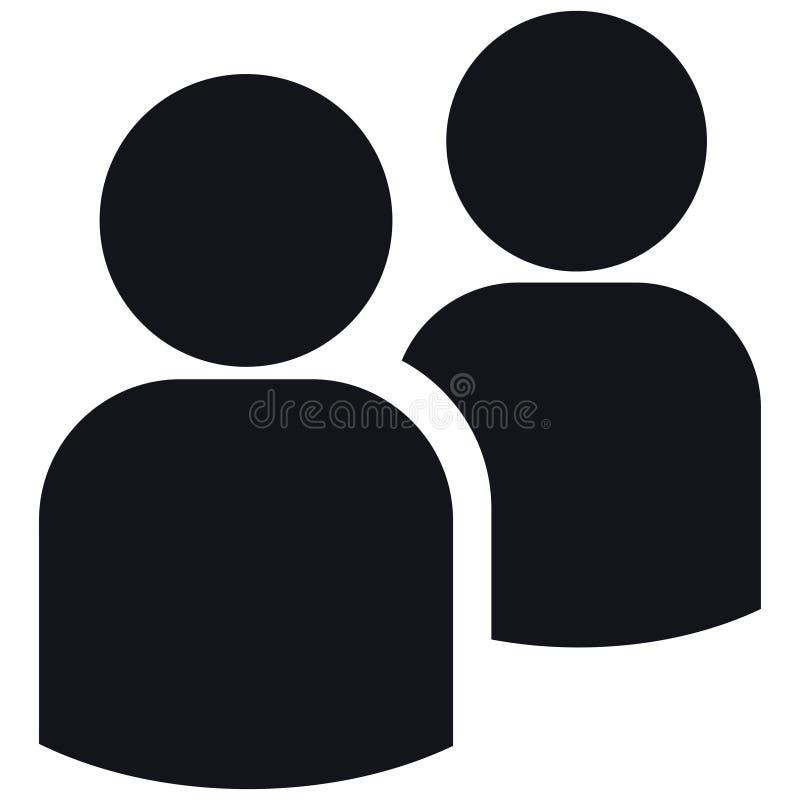 Ejemplo simple del vector ilustración del vector