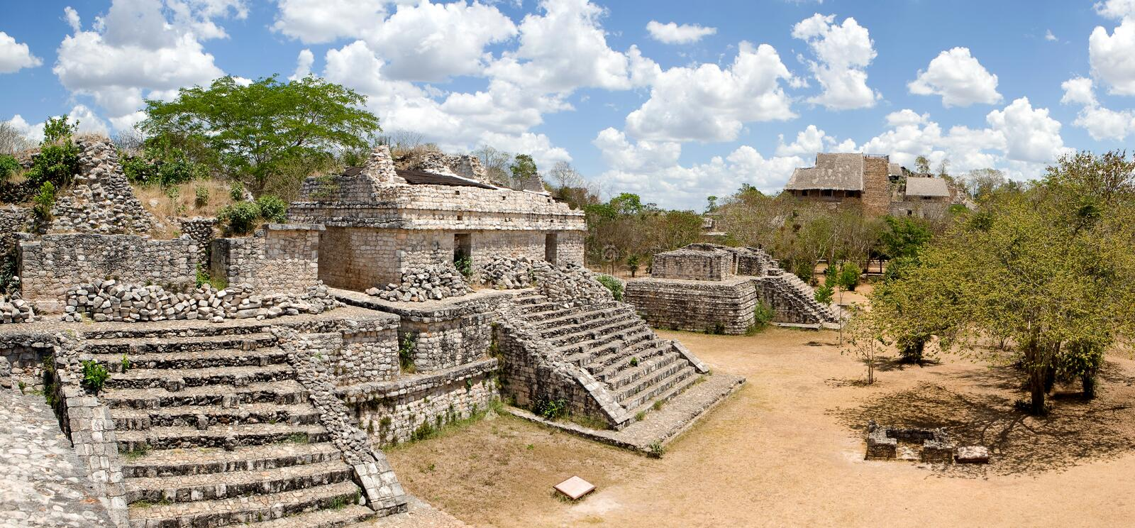 Download Ek Balam - Ancient Maya City. Stock Image - Image: 20513699