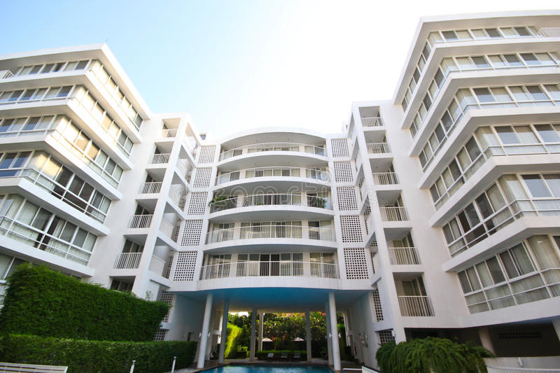 Download Ekamai stock image. Image of structure, city, apartment - 26827397