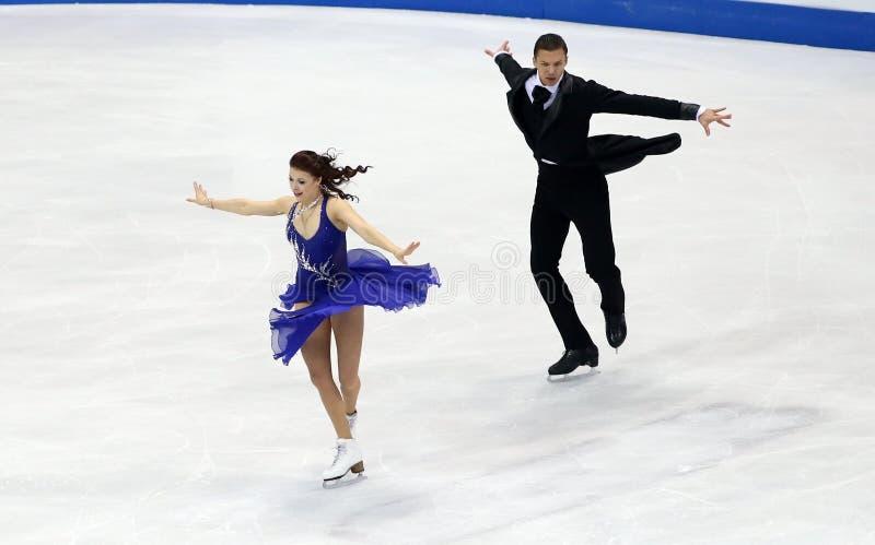 Ekaterina BOBROVA, Dmitri SOLOVIEV/ zdjęcia royalty free