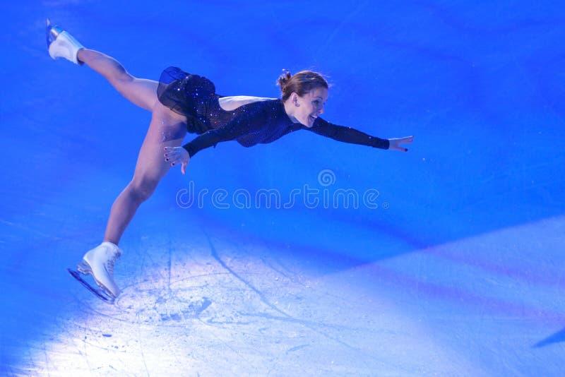 Ekaterina Gordeeva zdjęcie royalty free