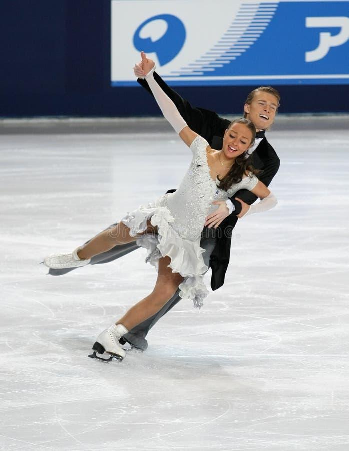 Ekaterina RIAZANOVA/Ilia TKACHENKO (RUS) images stock