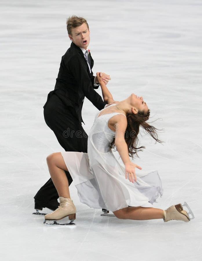 Ekaterina RIAZANOVA Ilia/TKACHENKO (RUS) obrazy royalty free