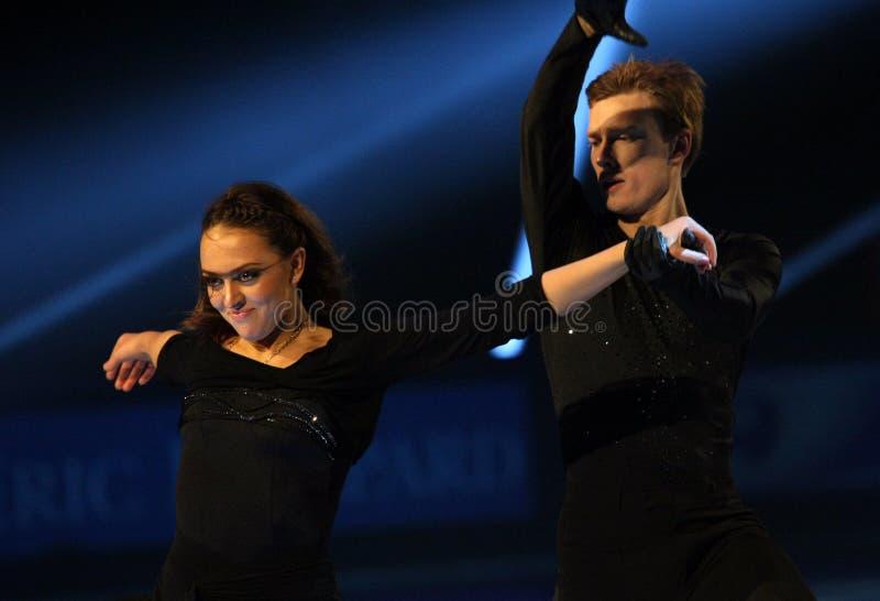 Ekaterina RIAZANOVA/Ilia TKACHENKO (RUS) photos stock