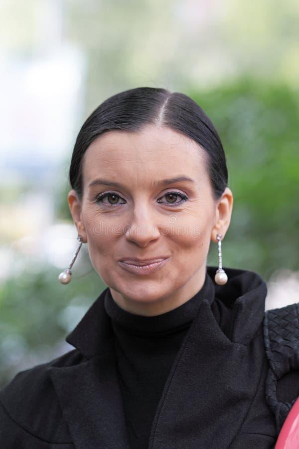 Ekaterina Strizhenova fotos de archivo libres de regalías