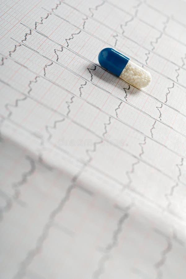 EKG stockbilder