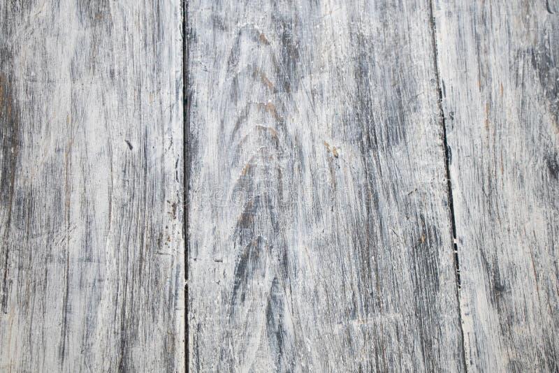 Ekologiczne szarość, starzejący się drewniany tło zdjęcie royalty free