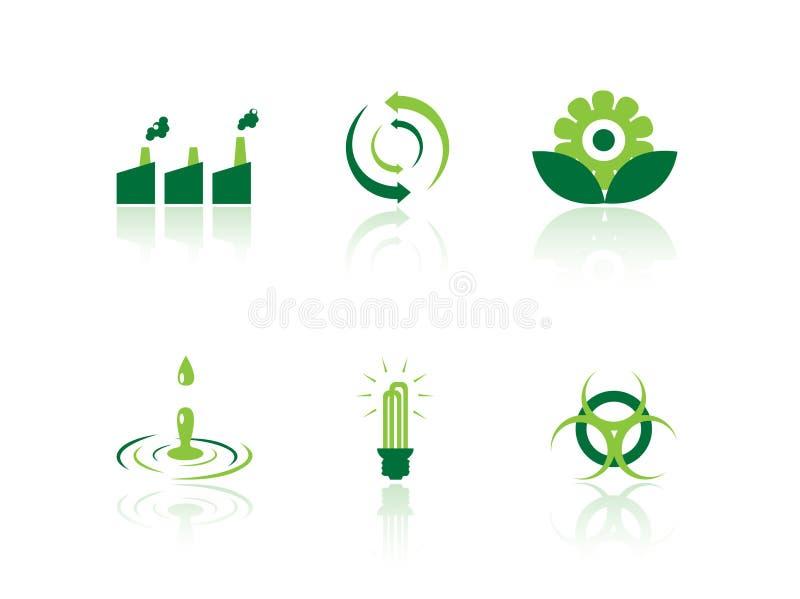 ekologii ikony