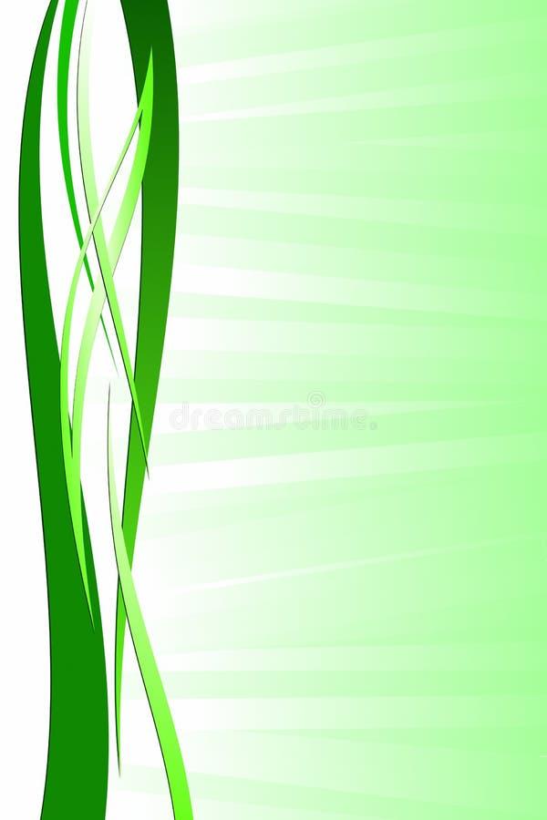 ekologii zieleń ilustracja wektor