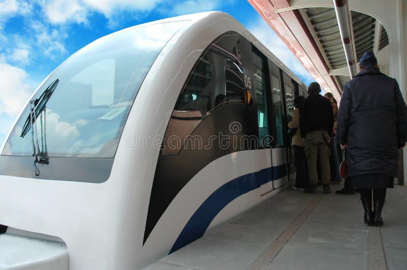 ekologisk transport royaltyfri bild